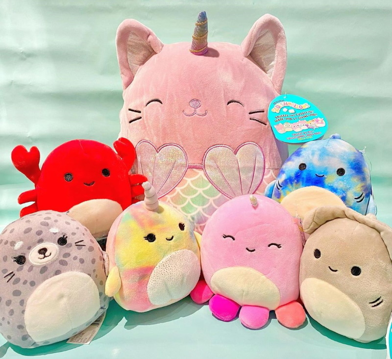 Squishmallows, a trendy gift